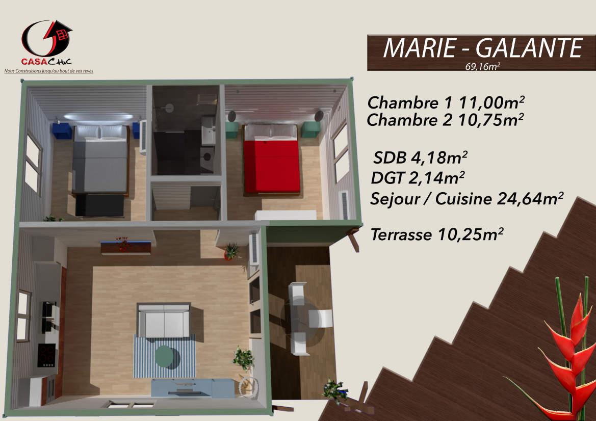 Construire Sa Maison En Bois En Martinique Ou Guadeloupe Plans Prix